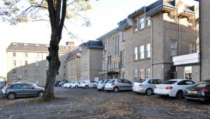 Rear Car Parking Mirren Court (1)